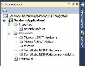 visual studio net micro framework