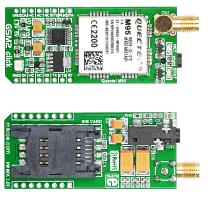 arduino gsm mikroelektronika mikrobus gsm2click board