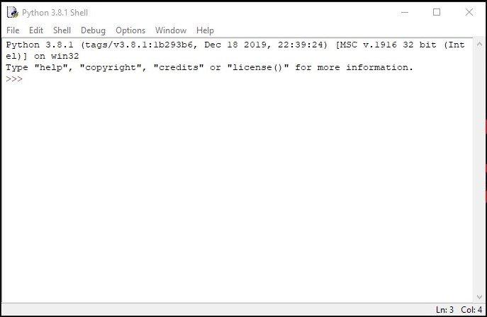 Python IDE Editor