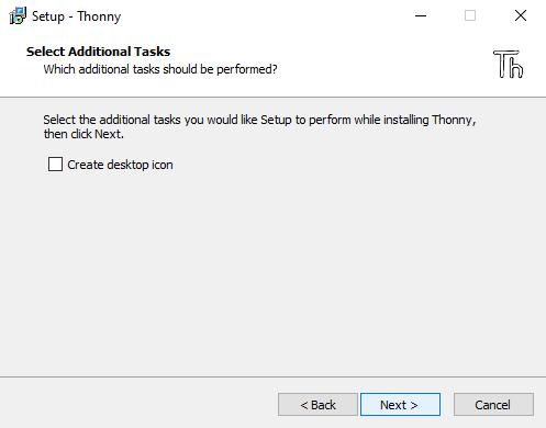 creazione icona desktop