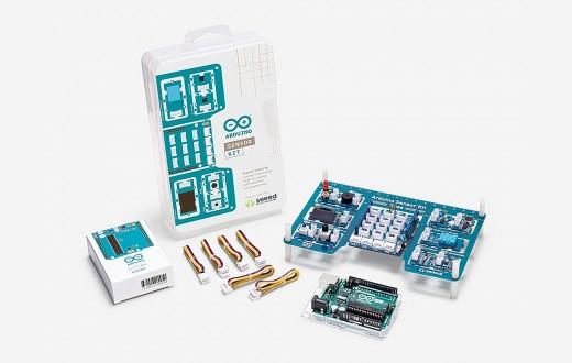 Seed Studio Arduino Sensor Kit